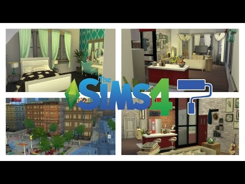 SPEED BUILD | RÉNOVATION APPARTEMENT | SIMS 4