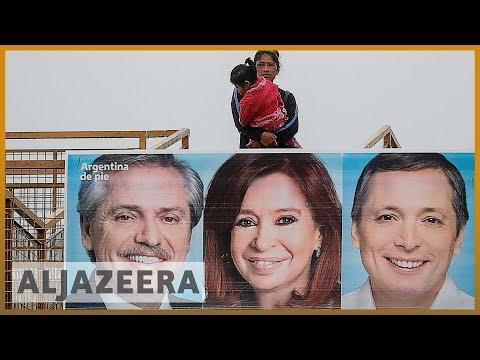 Argentina's election: President Macri facing heavy defeat