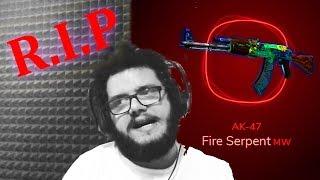 Fire Serpent.... RIP