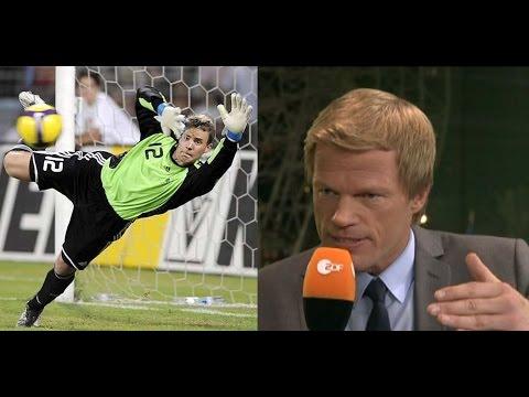 Kahn als ZDF Experte: Manuel Neuer - Erstes Länderspiel | Ver. Arab. Emirate - Deutschland 2:7