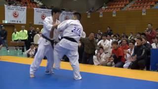 2017年3月12日、佐賀県総合体育館にて開催された第31回全九州空手道選手...