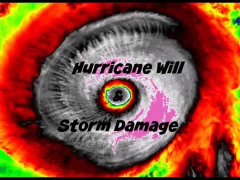 Hurricane Will & Storm Damage Promo video