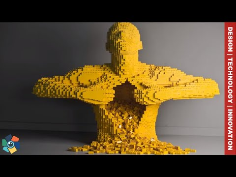 COOL and CREATIVE Things Made From LEGOS◅ - YouTube