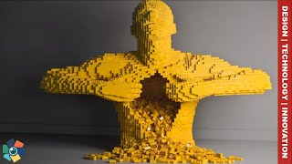 Cool And Creative Things Made From Legos