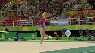 Angelina Melnikova 2016 Olympics QF FX
