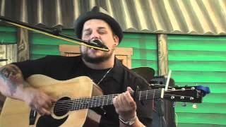 "Gino Matteo plays ""My Grandmother Told Me"" at Snowy Range Music Festival 2011"