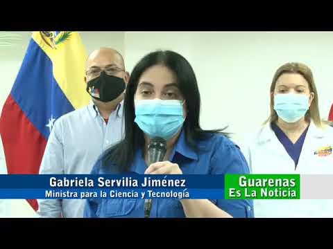 Inaugurado en Guarenas laboratorio de biología molecular para muestras PCR de cara al Covid19