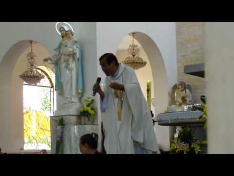Thánh Lễ Kính Lòng Thương Xót Chúa của Cha Long -19.5.2011
