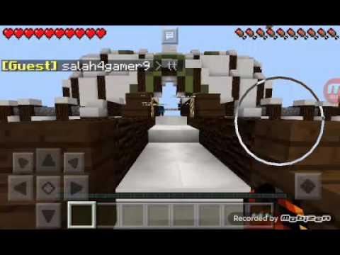 Minecraft Mobil Bedwars