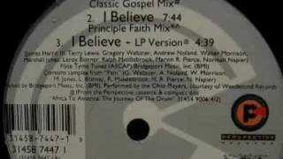 Sounds of Blackness - I Believe (Classic Gospel Mix)