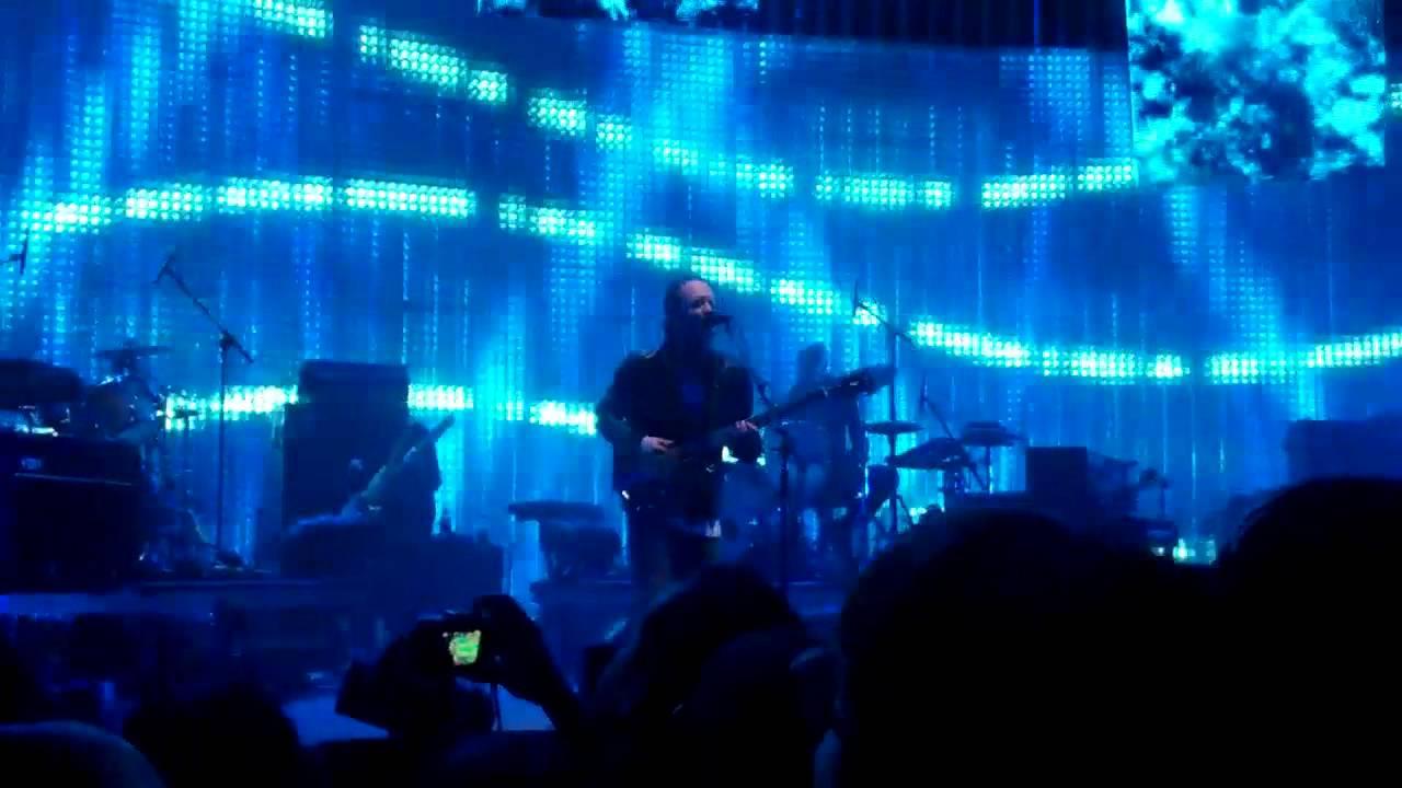 Radiohead Weird Fishes Arpeggi Live Santa Barbara