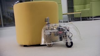 Watch This 1940s Robotic Tortoise Navigate A Room By Itself | Impossible Engineering