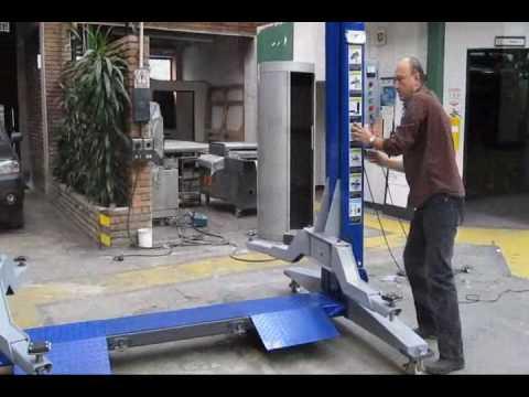 Venta De Carros >> ELEVADOR MOVIL DE 3 5T PRODUCIDO EN COLOMBIA POR DISEAUTOS ...