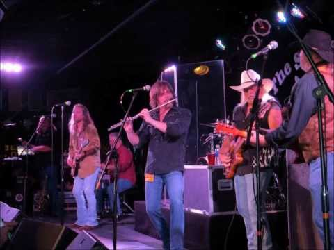 "Tom Hampton covers ""Holding On To You"" by Marshall Tucker Band"