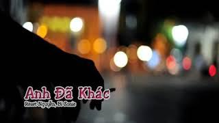 [Karaoke] Rap Anh Đã Khác