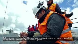 Antamina: Mapeo geológico en zonas inaccesibles gracias al uso de drones y fotogrametría