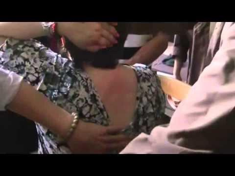 020 - Chữa đau cột sống lưng trên
