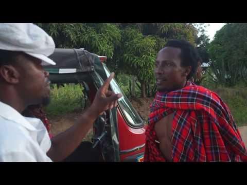 Masai Na Trafic Wazua Balaa Barabarani New Comed...