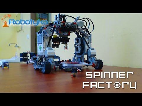 Fabryka bączków | SpinnerFactory