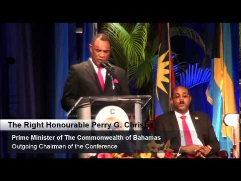 Opening Ceremony of the 36th Meeting of the Conference of Heads of Government of CARICOM