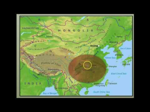 Ancient China & Japan - Geography & Early Culture Part 1 (2015)
