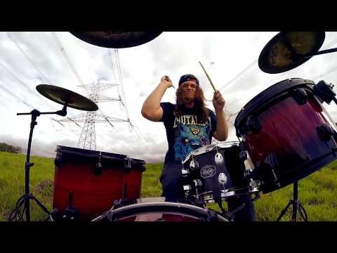 Drumcore #1 Still YDG'N by Of Mice & Men on Drums