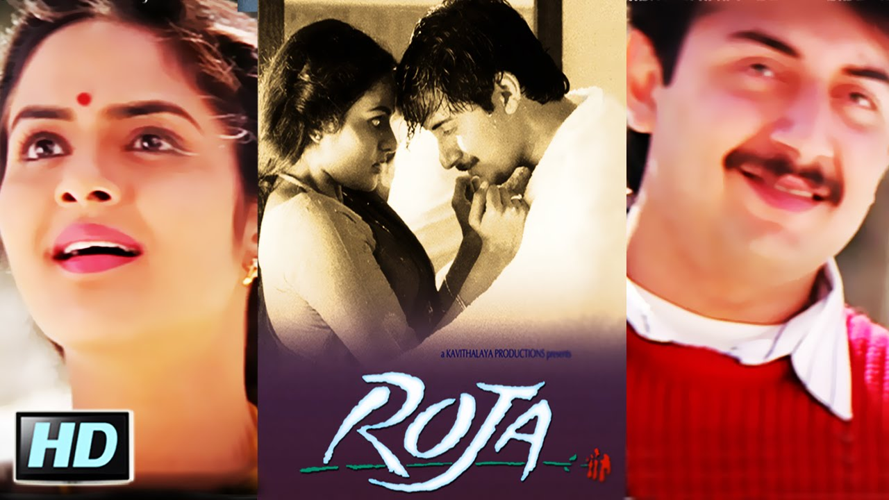 Roja 1992 Tamil Full Movie Arvind Swamy Madhoo Full Hd