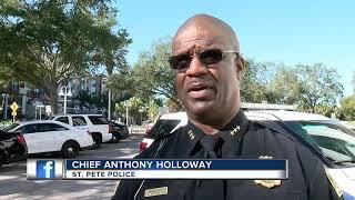 Police targeting illegal vendors at MLK parade