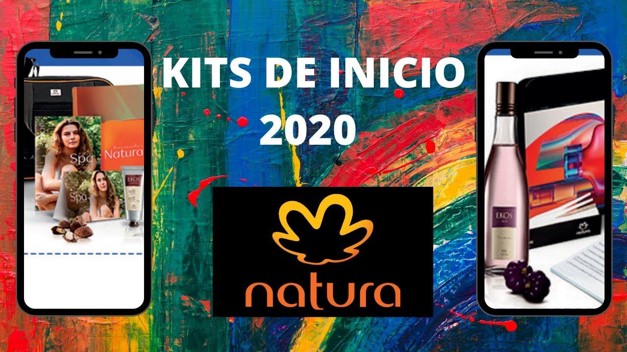 Kits de Inicio de Natura 2020   Así son en vivo