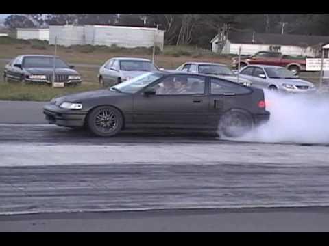 mid engine turbo rwd crx vs eclipse gsx