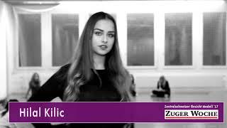 Hilal Kilic - Finalistin Zentralschweizer Gesicht Modell 2017 2017 Video