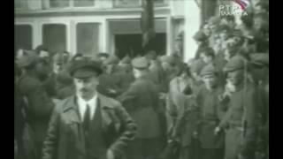 Похороны В.В.Маяковского(архивные кадры)