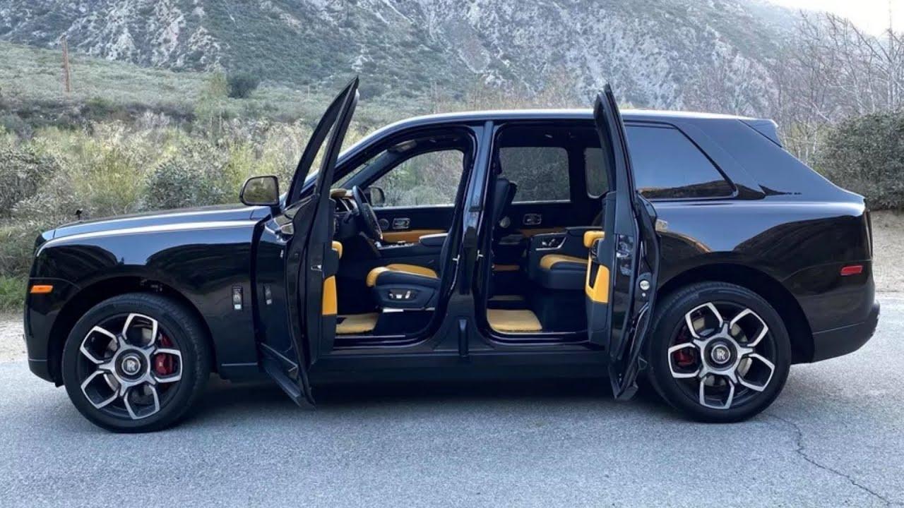 Top 5 Ultimate, Ultra Luxurious SUVs (2020 -2021) bentayga, cullinan, urus, range rover. Over $200k.