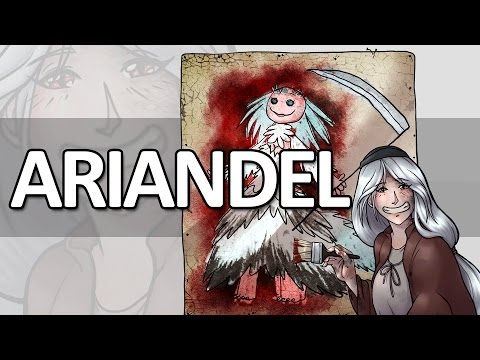 Dark Souls Lore - Painted World of Ariandel