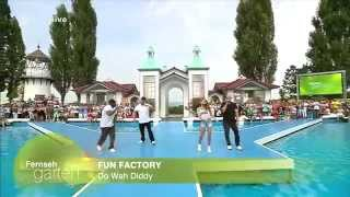 Fun Factory Doh Wah Diddy Live