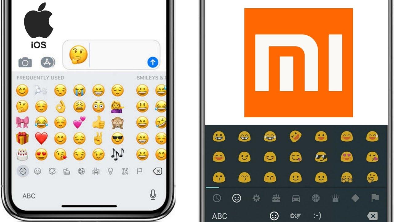 Cara Merubah Emoji Xiaomi Menjadi Emoji Ios Youtube