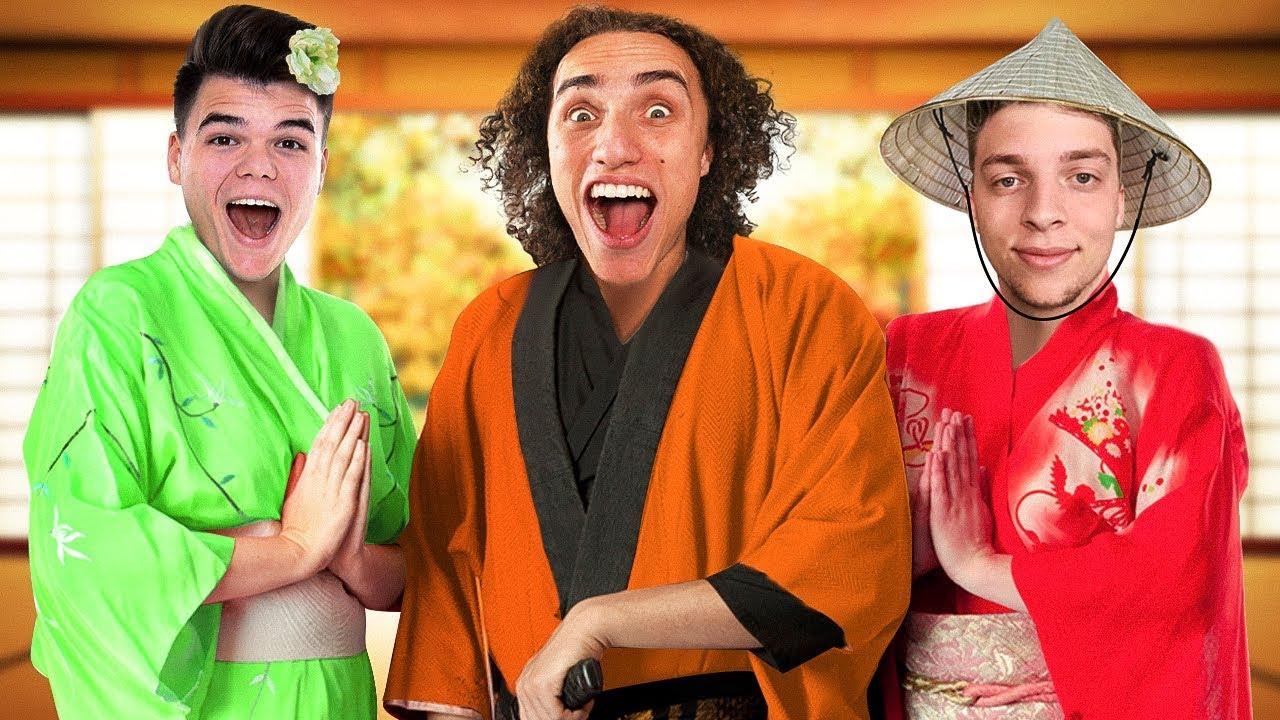 HIDE & SEEK IN THE JAPANESE GARDEN! - GMod Funny Moments