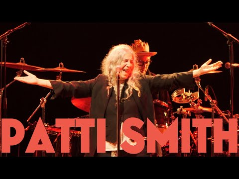 Patti Smith - People Have The Power - Live (Check-In Party 2019) Mp3