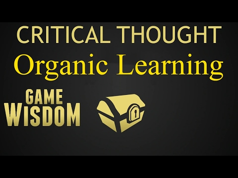 A Critical Thought on Organic Learning in Video Games