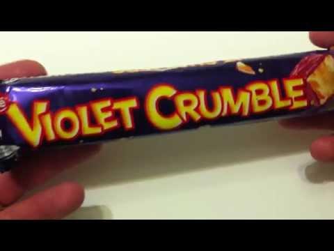Violet Crumble review