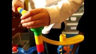 Toys Are Tools Review- Marbulous Marble Run