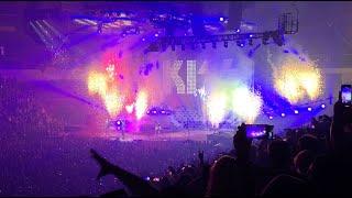 Kiss - Rock & Roll All Nite (Dallas TX - Feb 20, 2019, 4k)
