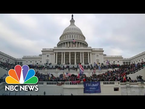 FBI, Justice Department Hold Briefing On Capitol Riots | NBC News