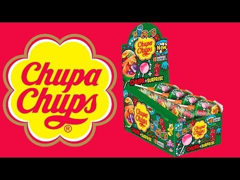 2 часть Сhupa Chups ужастики прилипучки распаковываем коллекцию – Чупа чупс прилипалы ужастики