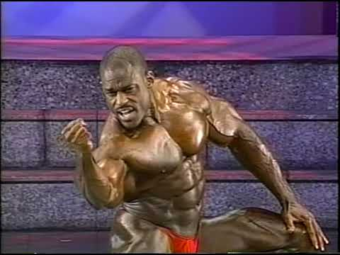 The Tenth Annual Arnold Classic, 1998