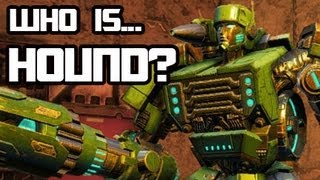 who is hound transformers history