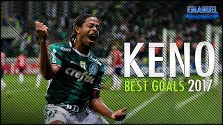 Keno ○ Best Goals & Skills ○ Palmeiras ○ 2017 ○ HD ○ Marcos da Silv...