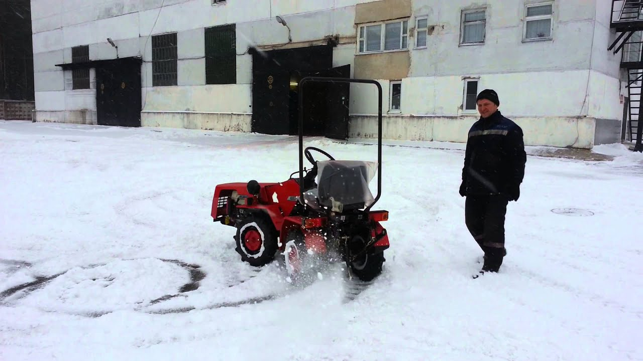 Новый трактор мтз 132н | Продам новый мини трактор МТЗ 132.