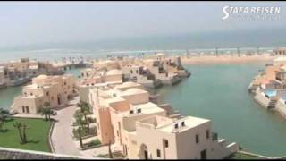 STAFA REISEN Hotelvideo: The Cove Rotana Resort, Ras Al Khaimah