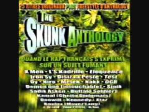 skunk anthology